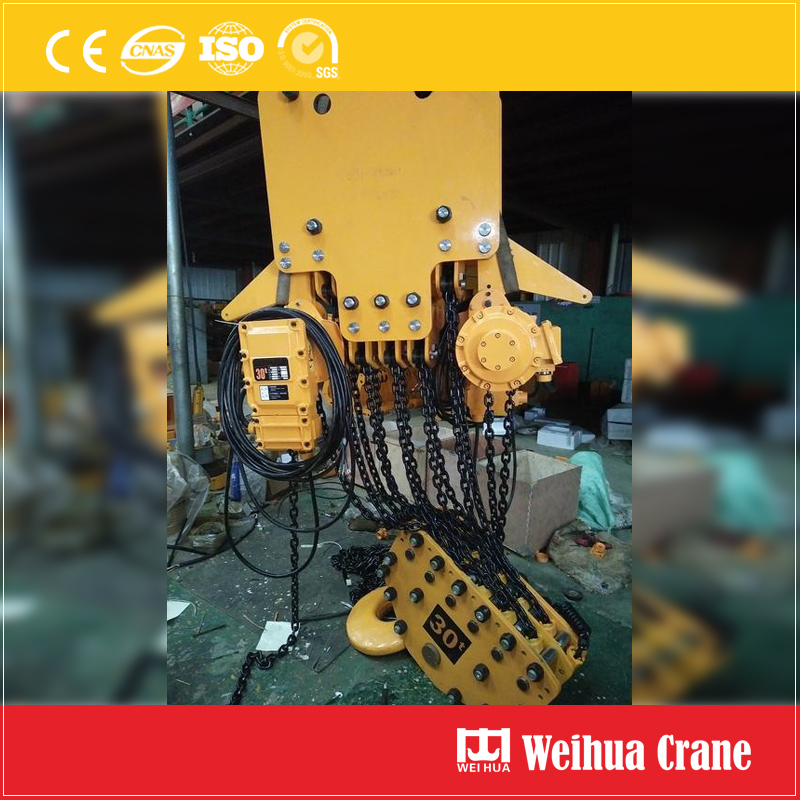 Chain Hoist Explosion Proof