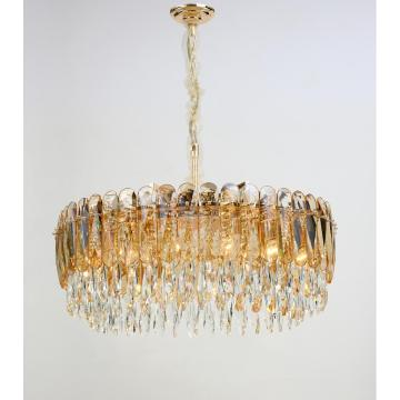 Modern Customized Living Room Decoration Crystal Chandelier