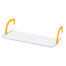 7 M Towel Rack With Arm
