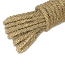 Custom Pantone color 2-36mm pp nylon cotton rope