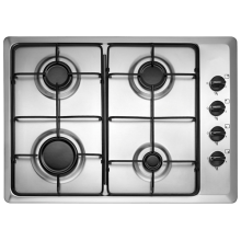 Stainless Steel Stove Top 4 Burner