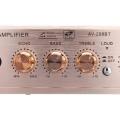 2000W 5 Channel Home Amplifier Audio Digital Auto Car AV HiFi Class Power Amplifiers Stereo Sound FM Radio Player Aluminum Alloy