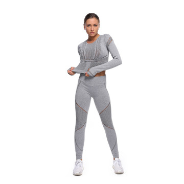 Fitness Tracksuit Workout Set for women