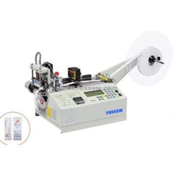 Auto Hot Knife Label Cutter