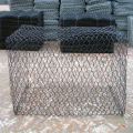 High zinc galvanized gabion basket stone cage