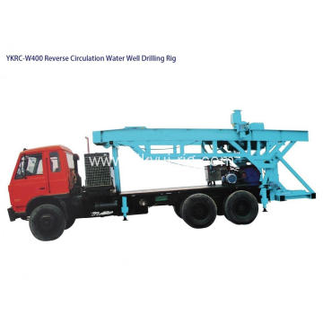 High drilling efficiency simple maintenance RC rig