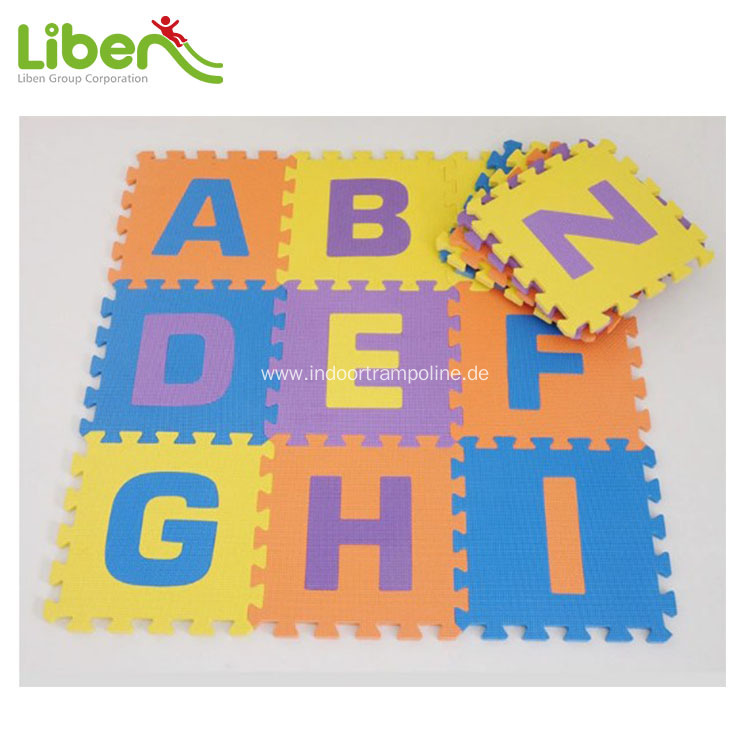 Kids indoor puzzle soft mat