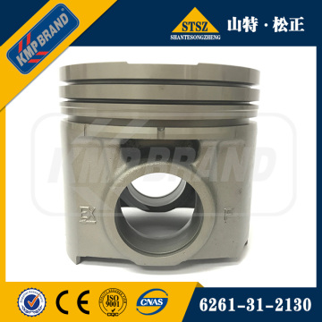 Excavator PC650-8 6D140E Engine Piston 6261-31-2130
