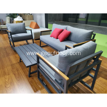 Balcony outdoor furniture set