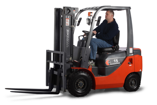 Compact Forklift