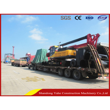 Multi-specification mine rig DR-90 exported to Africa