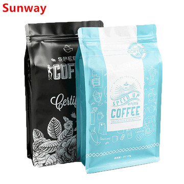Custom Plastic Coffee Bag
