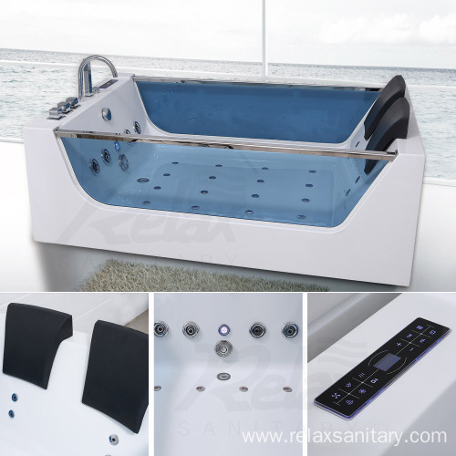 Wholesale adult acrylic air massage cheap whirlpool bathtub