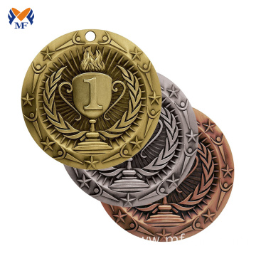 Cheap price all sports medals for sports events