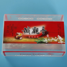 PVC Plastic Folding Packaging Gift Hard Box