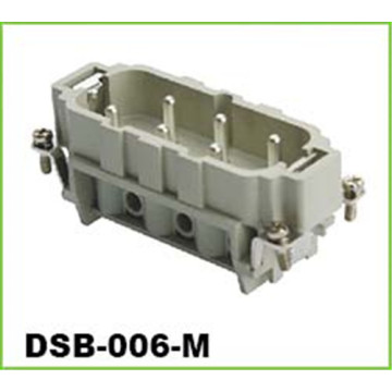 Heavy Duty Connector He-024 Industrial