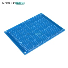 7x9cm 7*9 7*9cm 7x9 cm Single Side Prototype PCB Tinned Universal Breadboard 70mmx90mm 70x90mm FR4 Bread board DIY