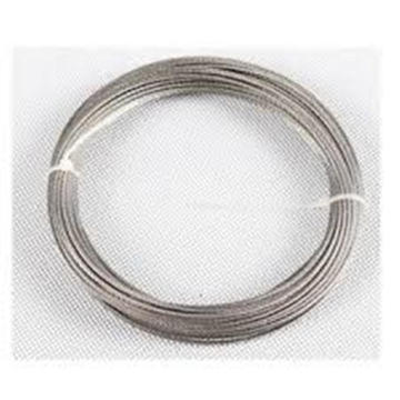 304 stainless steel wire rope 1x19 0.8mm