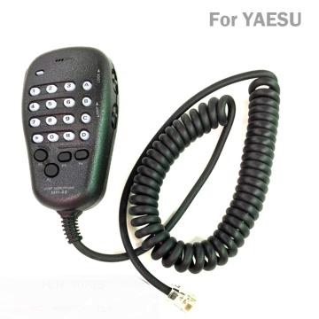 YIDATON MH-48 Car Walkie Talkie Speaker Mic for Yeasu Mobile Radio FT-2800M FT-7100M FT-7800R FT-7900R FT-1807 FT-2900R FT-8800
