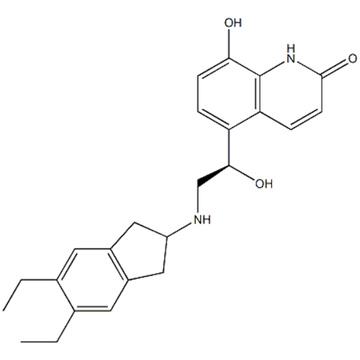Indacaterol CAS 312753-06-3