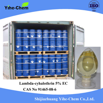 Lambda-cyhalothrin 96% technical grade Insecticide