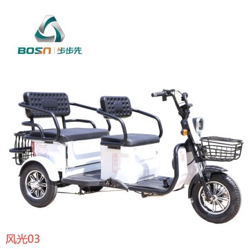 cheap electric recreational tricycle 48v 1000w