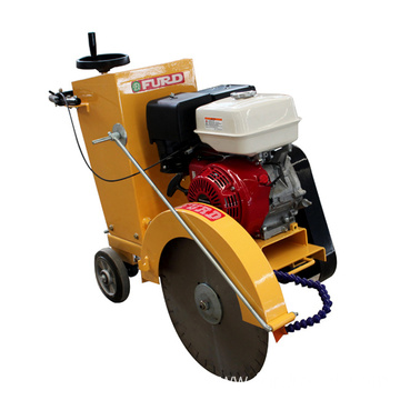 Gasoline Engine Hand Asphalt Concrete Road Cutter Machine For Cutting Pavement FQG-400