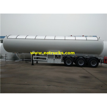 50000L 20MT Propane Transportation Tank Trailers