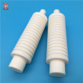 high precision alumina ceramic thread shaft plunger