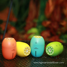120ml Lemon Office House Desktop Ultrasonic USB Humidifier
