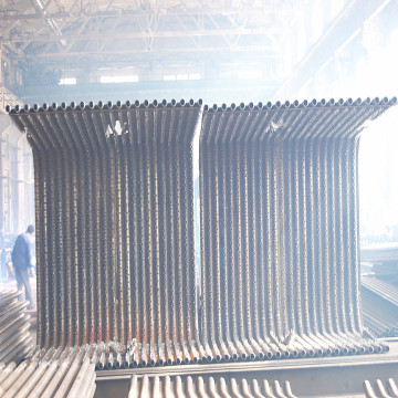 Seamless Steel Membrane Water Wall Panel
