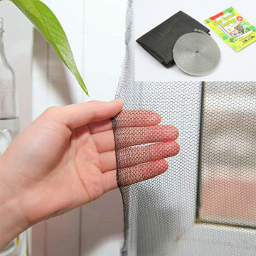 diy anti mosquito fly screen waterproof window screen