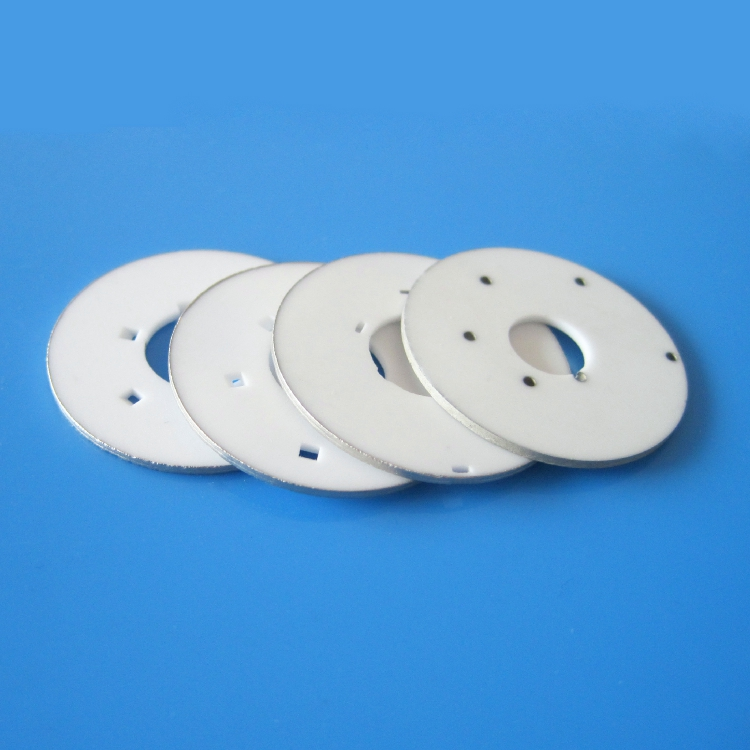 Metallized Ceramic Disk