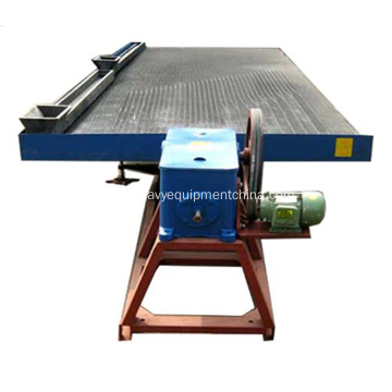 Gold Processing Machine Shaker Table For Gold Recovery