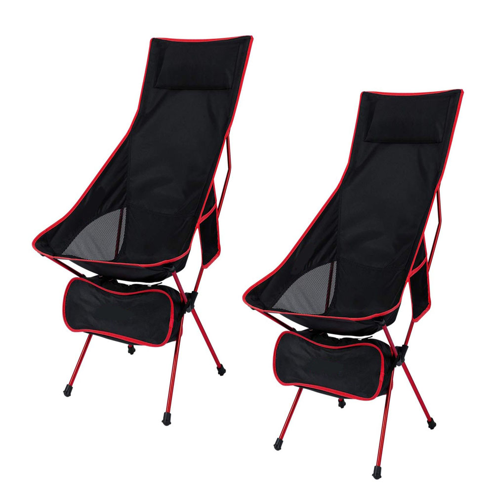 Camp Chairs With Headrest