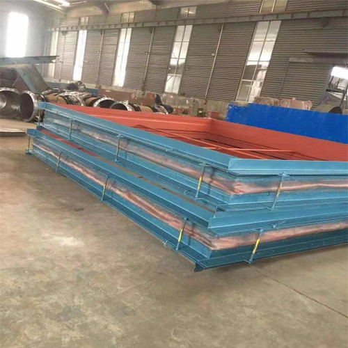 Boiler Power Plant Fabric Fiber PTFE Expansion Joint