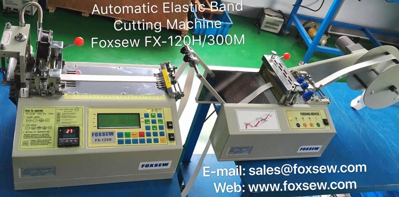 Automatic Elastic Cutting Machine -1