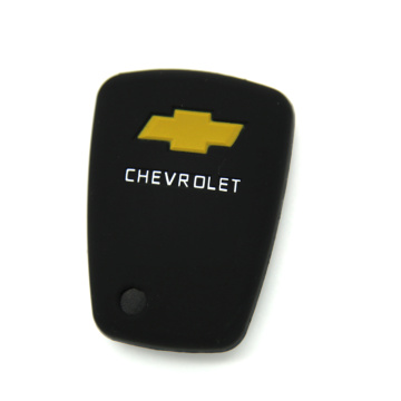 Silicone Key Key Cover Bakeng sa Chevrolet Car Key