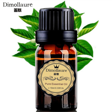 Dimollaure Jasmine Essential Oil Relax emotions Essential oil diffuser humidifier Aromatherapy necklace tea tree oil