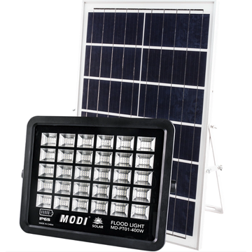 Lighting control outdoor solar spotlight 400W