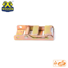 Webbing Buckle 2 Inch Galvanized Overcenter Buckle