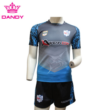 Mens quick dri rugby jerseys