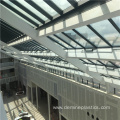Safety anti scratch polycarbonate panel outdoor ceiling