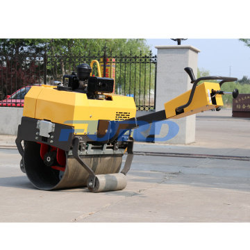 Small Walk Behind Single Drum Road Roller