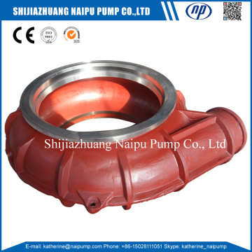 Sand Gravel Slurry Pump Part Casing