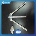 Precision cnc stainless steel part