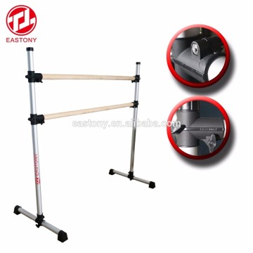 EASTONY wood ballet barre /Fitness Barre Bar System