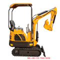 Best chinese mini excavator xn12 1.2 ton with Yanmar engine