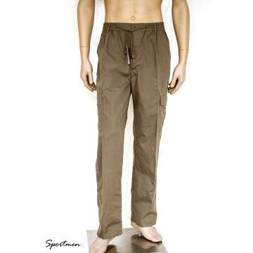 Men's Regular Straight i Pockets Cargo Work Pants