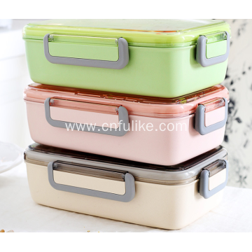 Bamboo Fiber Lunch Box for Adults